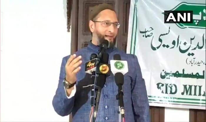 Owaisi Slams Centre Over Article 370, Says 'Government Loves Land of Kashmir, Not Its People'