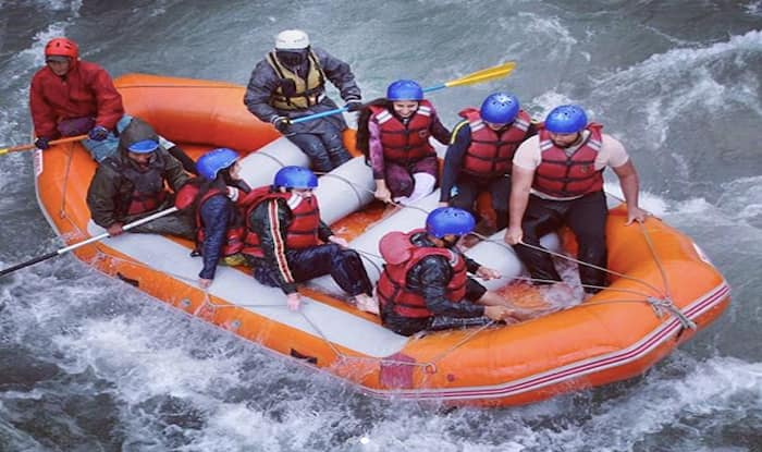 Why Kashmir is an Ideal Choice For White Water Rafting