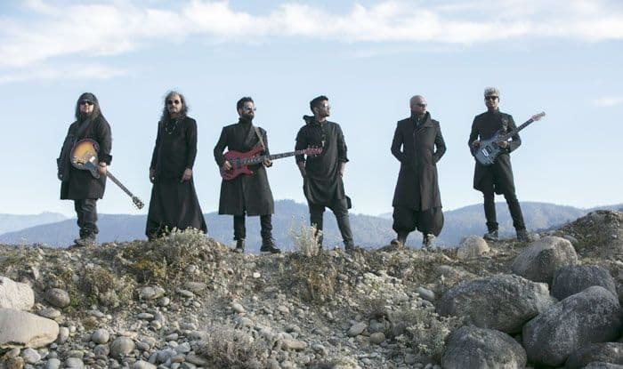 Music band, Parikrama, Tears of the wizard, The Lord Of The Rings, Gandalf the great