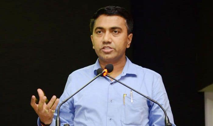 Goa government, Indian Olympic Association, 36th National Games, Pramod Sawant