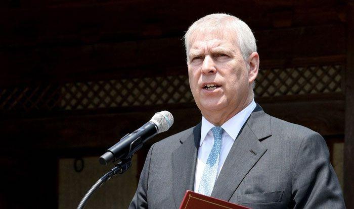 Jeffrey Epstein, Prince Andrew, Sex abuse claims, Buckingham Palace, Duke of York