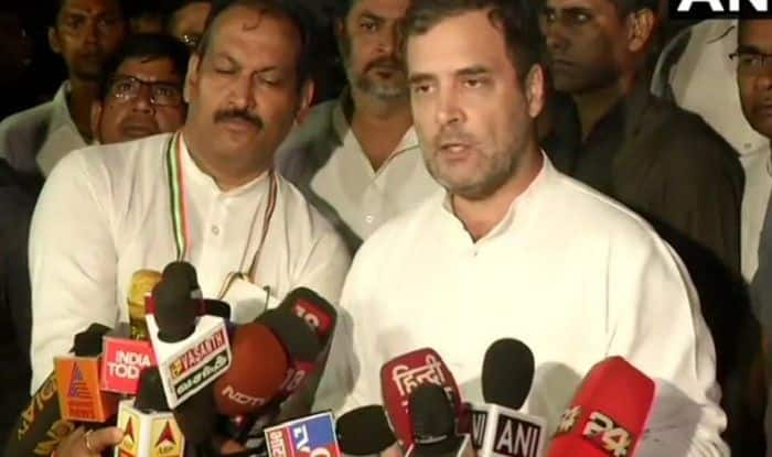 Article 370: PM Should Clarify 'Reports of Violence' in Jammu And Kashmir, Says Rahul Gandhi