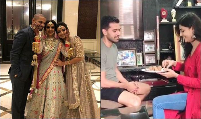 Raksha Bandhan 2019, Happy Raksha Bandhan, Bond of Protection, Team India Cricketers Celebrated Raksha Bandhan 2019, Shikhar Dhawan, Suresh Raina, Deepak Chahar, Ishant Sharma, Cricket News