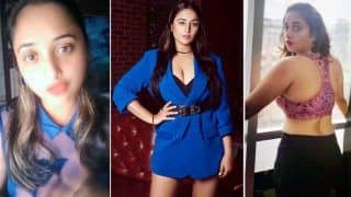 Bhojpuri Actor Rani Chatterjee Expresses Her Anger For Dragging Her Name Into Akshara Singh-Pawan Singh Case