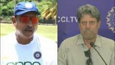 WATCH: Ravi Thanks CAC, Kapil After Being Retained as Head Coach