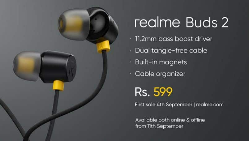 Realme Buds 2 and Realme 5 Iconic Case launched in India: Check price