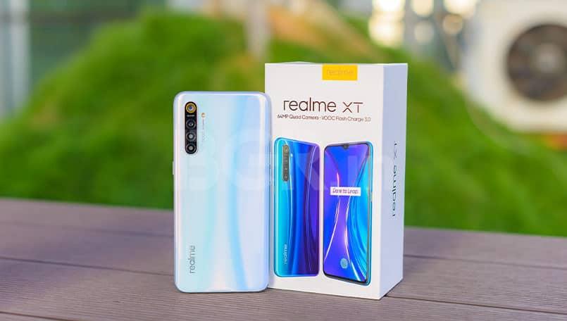 Realme XT First Impressions: Let the 64-megapixel war begin
