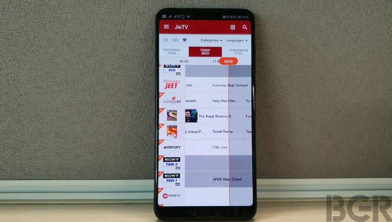 Reliance JioTV app gets Dark mode with 5.8.0 update: All you need to know