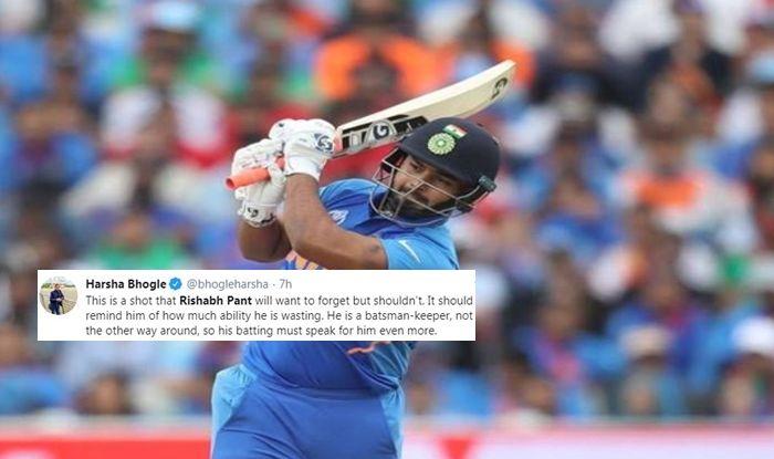 India vs West Indies, Rishabh Pant trolled, Rishabh Pant golden duck, Ind vs WI, WI v Ind, BCCI, Team India, Indian Cricket Team, MS Dhoni, Rishabh Pant vs MS Dhoni, Cricket News, 3rd ODI, Port of Spain
