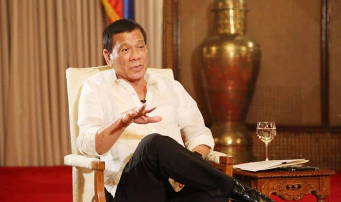 Rodrigo Duterte, Xi Jinping, China, Philippines, South China Sea