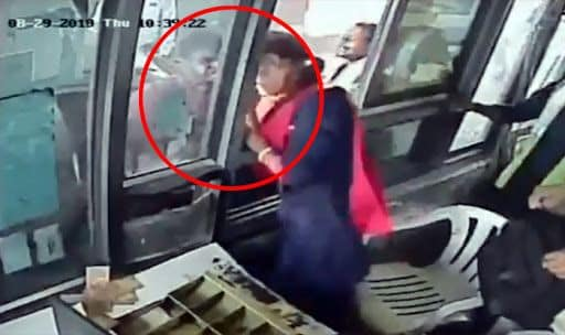 WATCH | Woman Toll Collector Slapped at Gurgaon Toll Booth, Hits Back