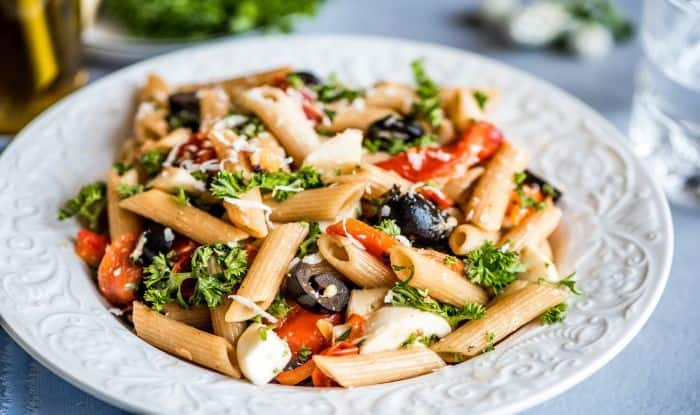 Refreshing, Filling Pasta Recipe You Can Make For Lunch