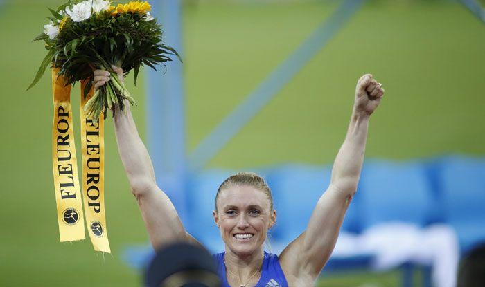 Sally Pearson, Australian hurdler, Olympic gold medallist