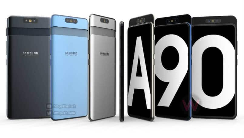 Samsung Galaxy A90 5G receives Wi-Fi certifications; may launch soon