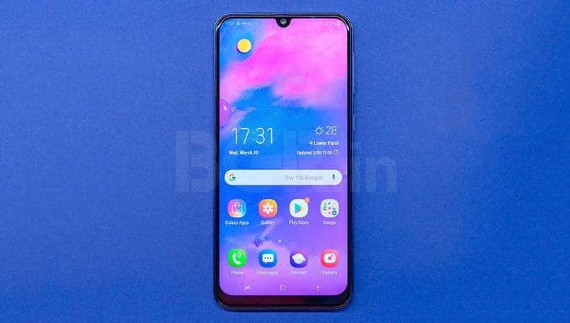 Samsung Galaxy M20, Galaxy M30 update rolling out with latest security patch and more