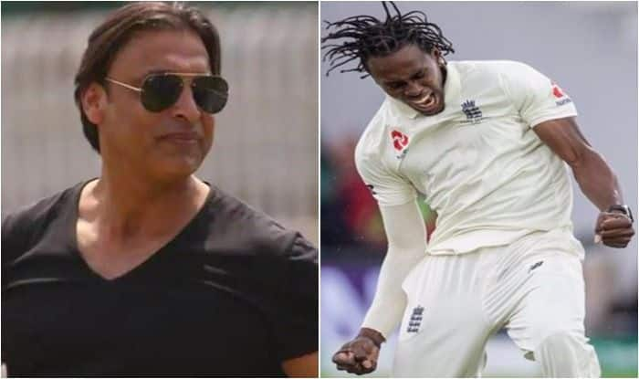 Shoaib Akhtar, Shoaib Akhtar slams Jofra Archer, Akhtar blasts Archer for poor sportsmanship, Akhtar Speaks on Archer-Smith Incident at Lord's, Ashes 2019, Steve Smith, Akhtar Slams Archer For Smith Incident, Archer Hits Smith With Bouncer, England vs Australia, ENG vs AUS 2nd Test, Lord's Cricket Ground, Steve Smith Hit on Neck by Archer, Cricket News, Ashes Rivalry