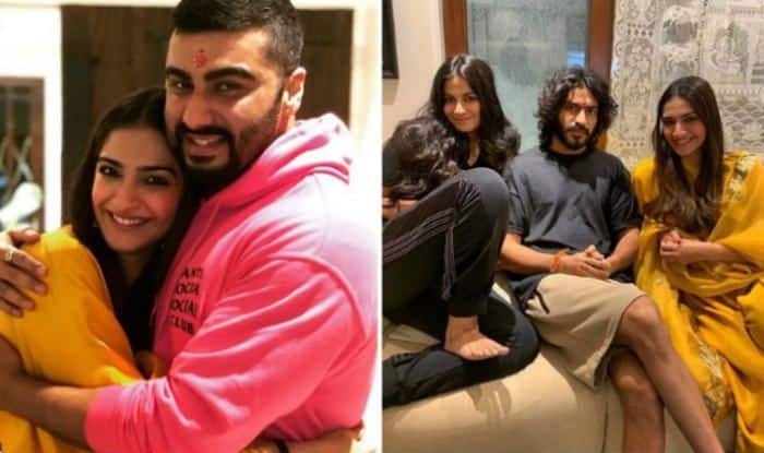 Sonam Kapoor, Arjun Kapoor and other Kapoor siblings reunite for Rakhi