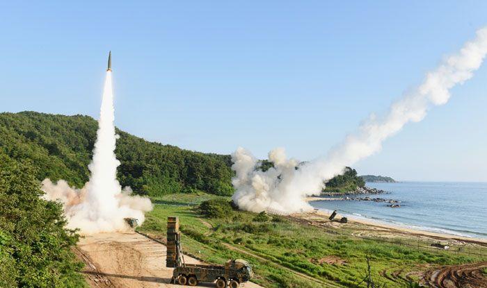North Korea, Ballistic missiles, East Sea, Tongchon, South Korea