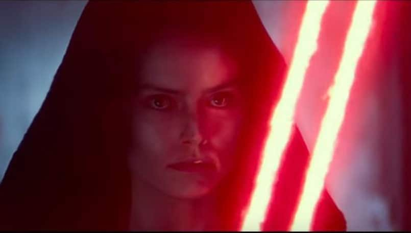 Star Wars The Rise of Skywalker new footage out in D23 trailer