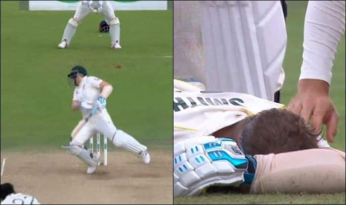 Steve Smith, Steve Smith gets hit by a Jofra Archer bouncer, Jofra Archer injured Steve Smith, Steve Smith retired hurt, 2nd Ashes Test, Ashes 2019, Eng vs Aus, England vs Australia, Jofra Archer speed, Jofra Archer bouncer, Steve Smith record, Cricket News