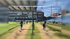 Comeback Trail! Smith, Anderson Hit Nets Ahead of 4th Test | WATCH