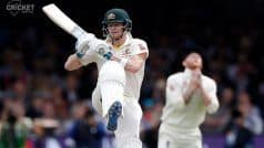 Ashes: Smith Hopeful of a Return in Third Test vs England at Headingley