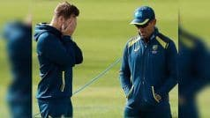 Smith Ruled Out of 3rd Ashes Test at Edgbaston Following Concussion, Confirms Justin Langer