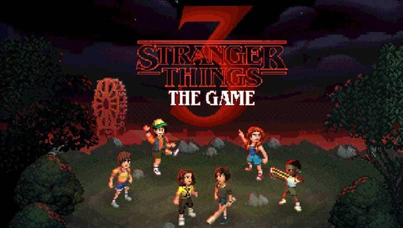 Stranger Things 3: The Game is now out on Android and iOS