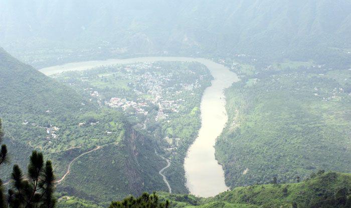 Pakistan, Khyber Pakhtunkhwa, Flood alert, Sutlej, Rising water levels