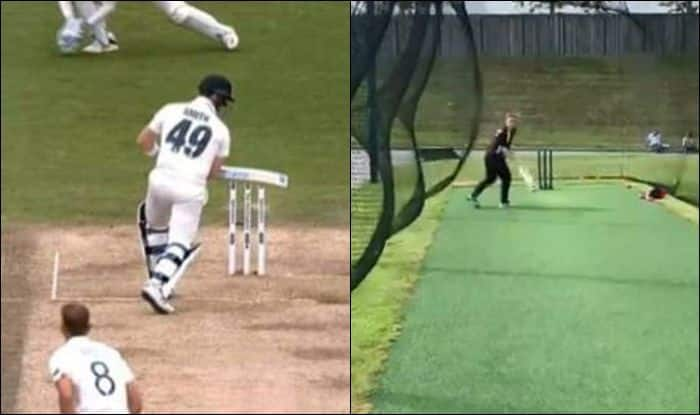 Tammy Beaumont, Tammy Beaumont mimicks Steve Smith, Tammy Beaumont apes Steve Smith, Tammy Beaumont copies Steve Smith, 2nd Ashes Test, Ashes Test 2019, Steve Smith records, Steve Smith centuries, England vs Australia, Eng vs Aus 2nd Test, Cricket News, Jofra Archer, Steve Smith stance, Steve Smith leave, Steve Smith funny memes