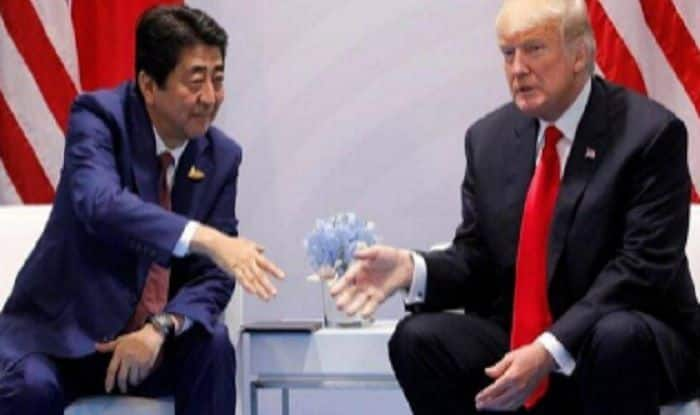 North Korea's Missile Launches 'Clearly Violate' UN Rules, Claims Shinzo Abe; Trump Disagrees