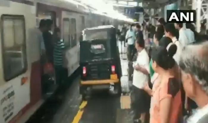 Auto-driver arrested