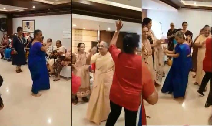 Viral Video of Old Women Dancing on Shammi Kapoor's Song at Their School Reunion Will Warm The Cockles of Your Heart