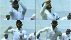 Preparing For Navratri? Kohli's 'Dandiya' Dance During LIVE Match Will Make You ROFL | WATCH