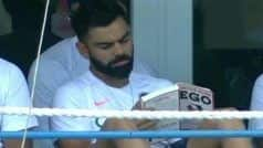 'Perfect Book For Himself': Fans Unnecessarily Mock Kohli For His Latest Dressing Room Fixation | POSTS