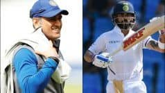What Next? 'King' Kohli Pips Ganguly's Record, Equals Dhoni's Feat