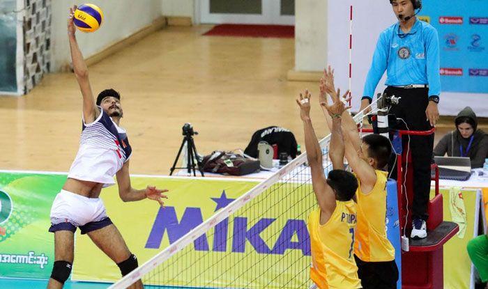 Men's U23 Asian Championships volleyball, Myanmar, Thailand