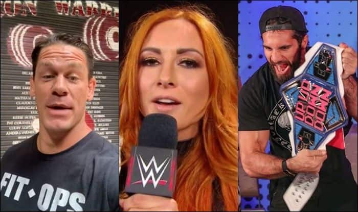 Happy Independence Day, Independence Day India, Independence Day 2019, Jai Ho, WWE, WWE stars wish Indian fans Happy Independence Day, Seth Rollins, John Cena, Roman Reigns, Kavita Devi, Big E, Kofi Kingston, The New Day team
