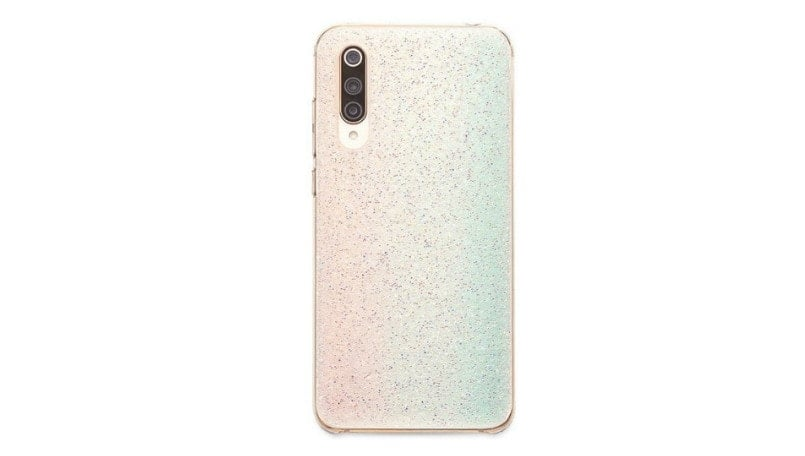 Xiaomi Mi CC9 series Star Diamond case launched, priced at