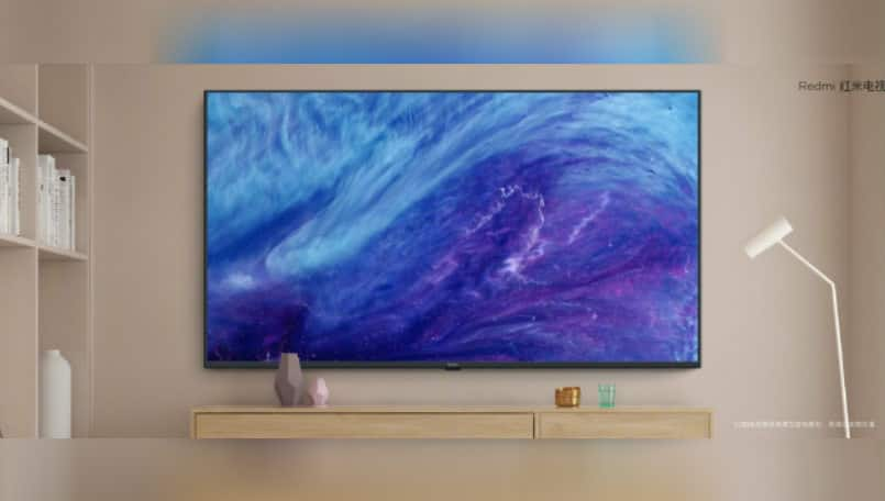 Redmi TV with 70-inch 4K HDR display, ultra-thin bezels launched: All you need to know