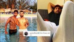 'Oho Fitness Idol': Yuvi TROLLS Bumrah Hilariously Over His Abs Post With Kohli | POST