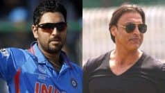 Yuvraj Replies With 'Cheeky Comment' on Akhtar's Sportsmanship Tweet | SEE