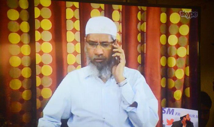 Islamic preacher Zakir Naik, Malaysia, Racial and inflammatory speeches