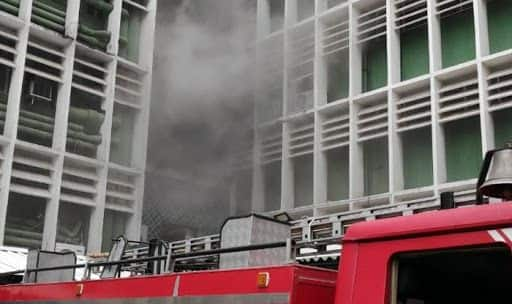 Delhi AIIMS Fire Doused After Six Hours of Intense Firefight; Several Patients Shifted to Safdarjung Hospital