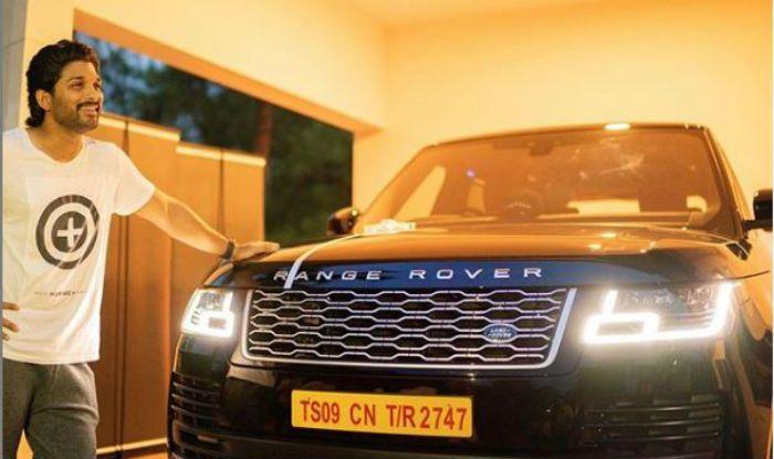 Telugu Actor Allu Arjun's Rs 2.33 Crore Range Rover Luxury SUV is Sheer Opulence, Names it 'Beast'
