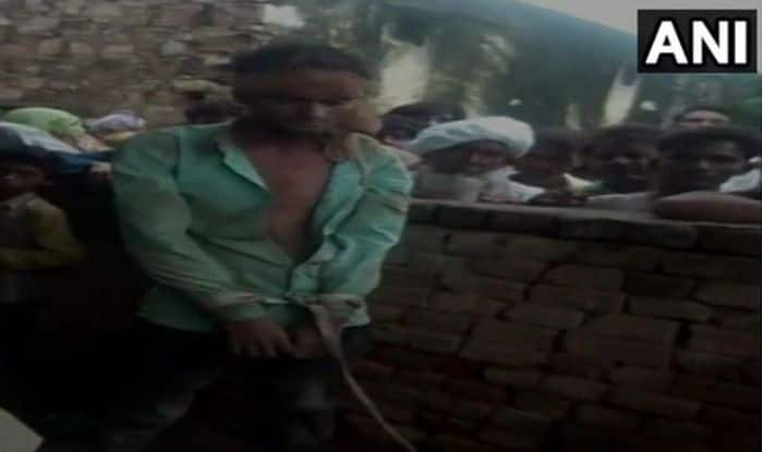 Alwar: Man Tied With Rope, Beaten Over Suspicion of Theft
