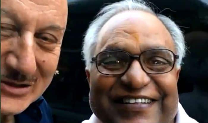 Watch: A Cab Driver in NYC Didn't Recognise Anupam Kher And What he Did Next Was Too-Adorable-to-Miss