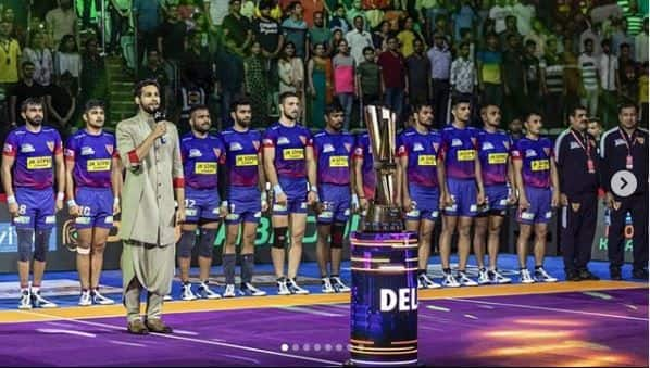 Pro Kabaddi League7: Delhi Dominates Home Leg With 100 Per Cent Win Record
