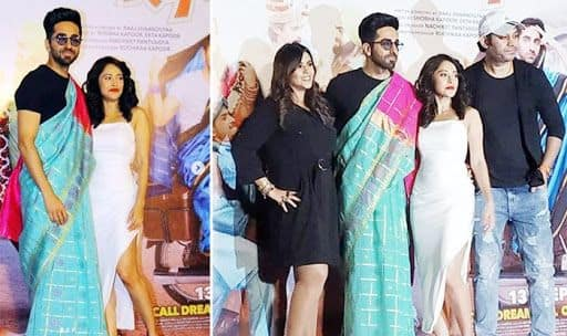 Watch: All The Fun From The Dream Girl Trailer Launch