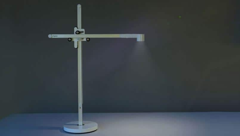 Dyson Lightcycle review: The intelligent study light